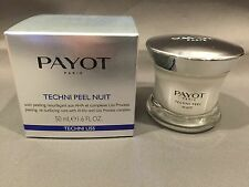 NIB Payot Techni Peel Nuit - Peeling Re-Surfacing Care Cream  50ml  /1.6oz New