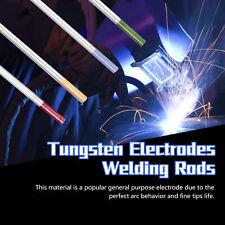 10 Tungsten Electrodes Welding Rods 1624150mm Thoriatedlanthanumpure B4d1