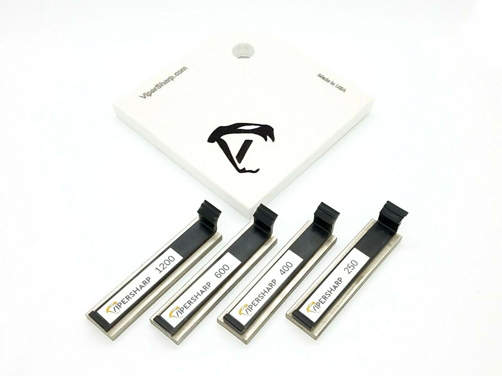 ViperSharp Diamond Professional Knife Sharpener système de précision guidées