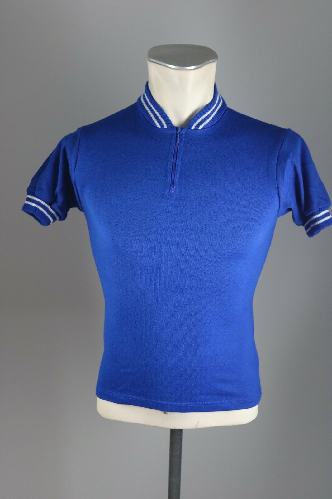 AU Tour de France 14a Vintage  Cycling Bike Jersey Acrylic Bike Jersey bluee ES1  for wholesale