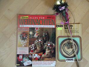 2 Bastel-Zeitschriften 1 Deko-Blumenstab - noch bei mir, Deutschland - 2 Bastel-Zeitschriften 1 Deko-Blumenstab - noch bei mir, Deutschland