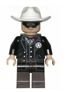 LEGO The Lone Ranger Minifigure tlr001 New