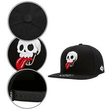 2159a75571e item 1 Trendy Skull Caps Flat Along The Hat Embroidery Hip Hop Baseball Cap  Adjustable -Trendy Skull Caps Flat Along The Hat Embroidery Hip Hop  Baseball Cap ...