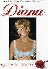 Diana: Queen of Hearts, New DVD, Princess Diana, Hillary Rodham Clinton, Kathari