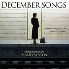 December Songs by Maury Yeston (CD, Mar-2006, PS Classics)