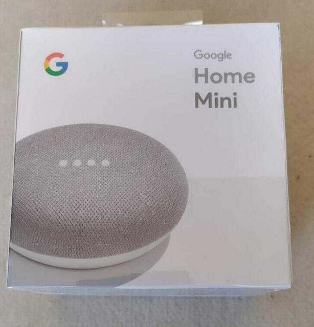 Google Home Mini - Galet | NEUF SOUS BLISTER | Colissimo | Offre Limitée