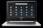 Acer NX.GL4AA.018 13.3 Inch 2.1 GHz 4 GB RAM 64 GB eMMC Chromebook - Silver