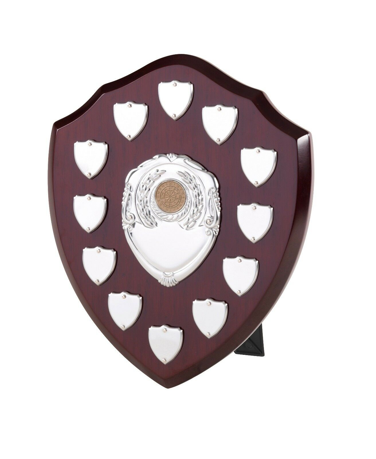 250mm  Annual, Perpetual Shield, 12 Year, FREE Engraving (BPS10)swt
