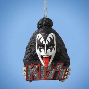 KISS-Gene-Simmons-Christmas-Tree-Decoration-Official-Merch-UK-Stock