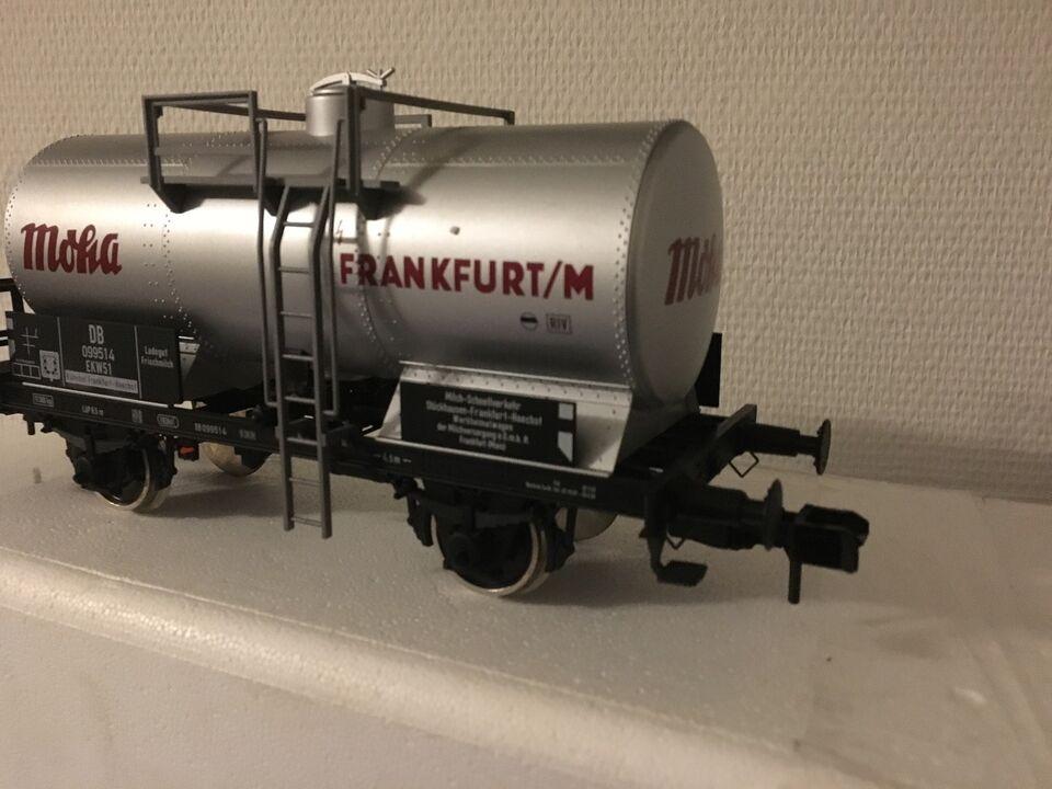 Modeltog, Märklin 59861 Tankvogn, skala 1