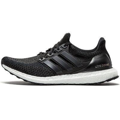 Adidas Ultra Boost ST W, Laufschuhe Damen, grau/rosa/blau, Größe: UK 4,5 - 37.5