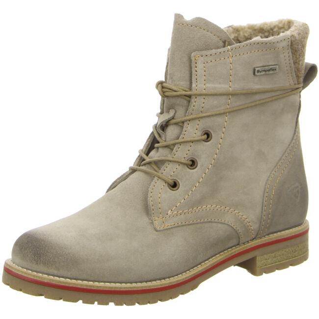Tamaris señora botas Stone nobuck SympaTex caliente forraje 1-1-26243-25 talla 38