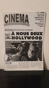 Cinema - N°579 - 1 Au 31 Agosto 1996 - A Noi Deux Hollywood