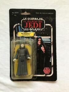 Star-Wars-Vintage-Lili-Emperor-50-Back-Very-Rare-Mexico-Emperador-LOOK