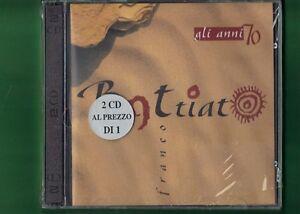 FRANCO-BATTIATO-GLI-ANNI-70-CD-NUOVO-SIGILLATO