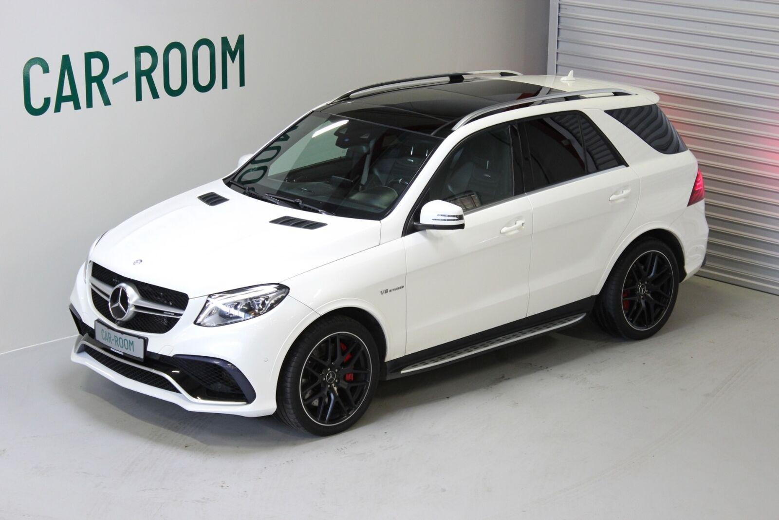 Mercedes GLE63 5,5 AMG S aut. 4-M 5d - 5.027 kr.