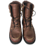 thumbnail 1 - Cabelas GoreTex Thinsulate Lined Brown Leather Lace Up Boots Men's 10.5D