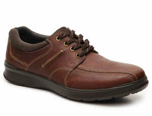 Clarks-Men-039-s-Cotrell-Walk-Tobacco-Leather-oxfords-shoes