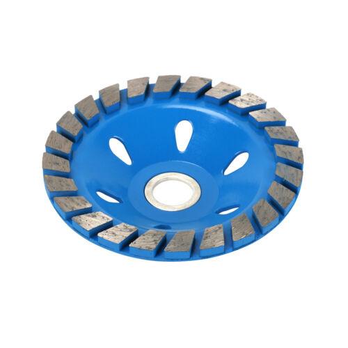 "4/"" 100mm Diamond Grinding Circular Saw Blade Disc For Cutting Marble Granite 1Pc"