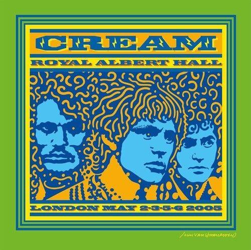 Cream - Royal Albert Hall 2005 [New Vinyl LP] Holland - Import