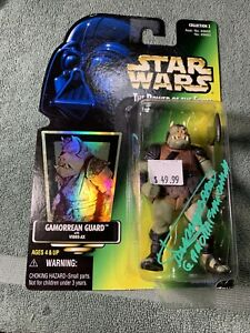 1997-Star-Wars-Gamorrean-Guard-with-Vibro-Ax-signed-auto