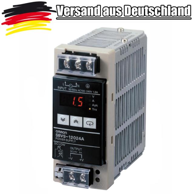 Omron s8vs-12024ap conmutación s8vs12024ap Power Supply 100/240vac 24vdc