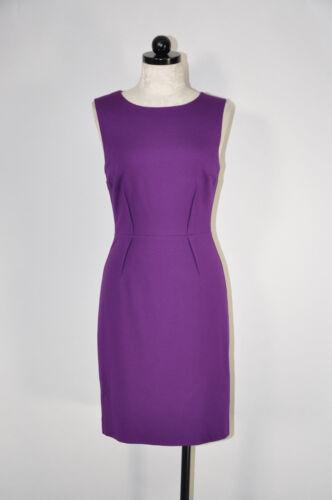 Trina Turk LA Violet Rayon Jersey Sleeveless Slim