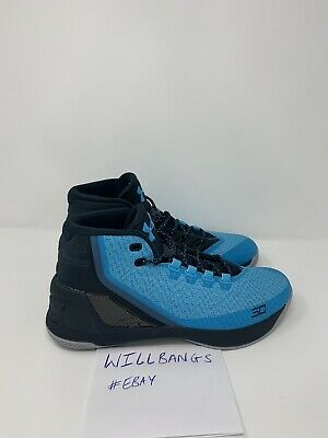 save off 5500b 89245 Under Armour UA Stephen Curry 3 Mens Mid Top Basketball Shoes Size 10.5 |  eBay