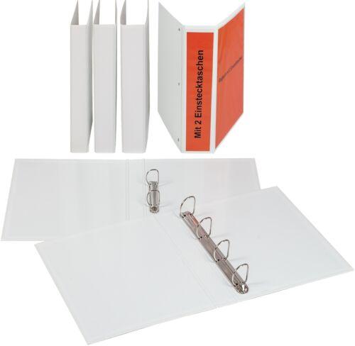 oder 4-fach-Combi-Mechanik div Füllhöhen 10 x Präsentations-Ringbuch mit 2