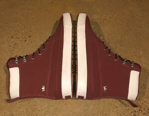 9dad4ebfe7d2 Supra Oakwood Brick Bone White Size 13 US Men s Sneakerboot Skate ...
