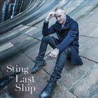 Last Ship [LP] by Sting (Gordon Matthew Thomas Sumner) (Vinyl, Sep-2013, Interscope (USA))
