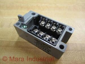 Cutler-Hammer-E50RBM-Eaton-Limit-Switch-Receptacle