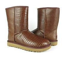 item 3 UGG Australia Classic Short Croco Spice Brown Boots Womens Size 11 ~NIB* -UGG Australia Classic Short Croco Spice Brown Boots Womens Size 11 ~NIB*