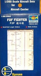 Trumpeter-1-350-F2F-Fighter-US-Navy-Aircraft-Set-Model-Kit