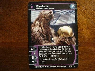 Star Wars TCG ESB Search for the Rebels