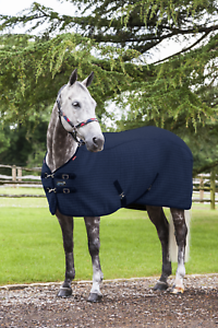 LeMieux Thermo-Cool Rug - Navy bluee