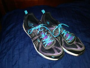 Ryka Womens Re-Zorb Running Shoes Size