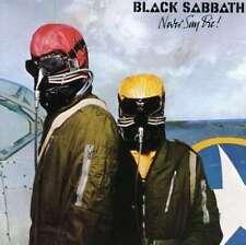 BLACK SABBATH 'Never Say Die' Factory Sealed LP 12'' Album  / 180G VINYL +CD