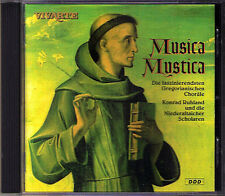 MUSICA MYSTICA Niederaltaicher Scholaren KONRAD RUHLAND CD Salve Regina Gloria