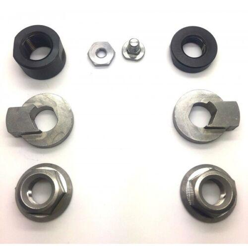 SHIMANO ALFINE 8 SPEED Titanium Set to spare up to 60 grams!