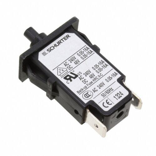 1 PC dispositivi Schurter Interruttore Di Protezione Circuit Breaker t11-611 2a 4400.0022 #bp