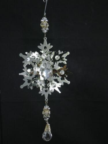 le design Reine des Neiges remorque Flocon de Neige Argent Diamant 23