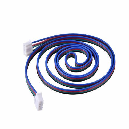 Extension Stepper motors cable Accessory Electric Connector 2pcs Terminal
