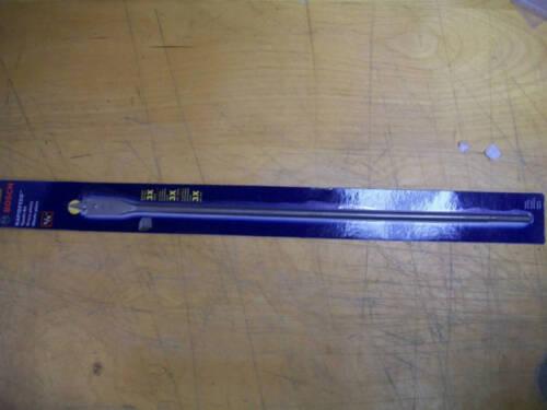 """16/"""" Length Bosch 5//8/"""" Spaded RapidFeed Wood Bit"""