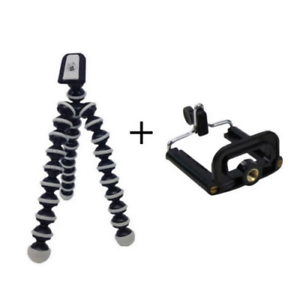 For Camera Phone Portable Mini Flexible Tripod Octopus Stand Gorillapod #yuj