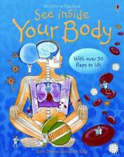 See Inside Your Body by Katie Daynes (2006, Board Book)