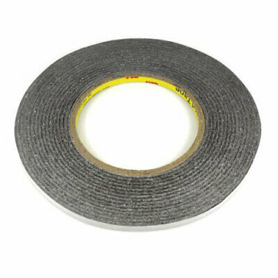 2 Roll 50m//164ft 3M 9080 Double Sided Adhesive Tape 5mm Wide for Tablet Computer