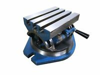 Gromax Milling Machine Tilting Table With Swivel Base Hap-180s