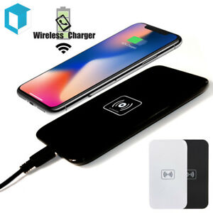 9cfc056be55 iPhone X / 8 / Plus Qi Wireless Fast Charging Dock Charger Mat Pad ...