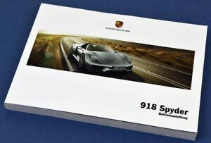 PORSCHE-918-Spyder-Betriebsanleitung-12-2013-NEU